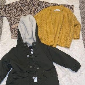Cotton on Jacket Lot Size 1-2